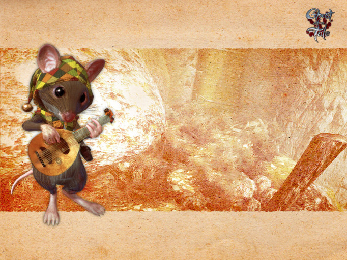 Wallpaper featuring mouse