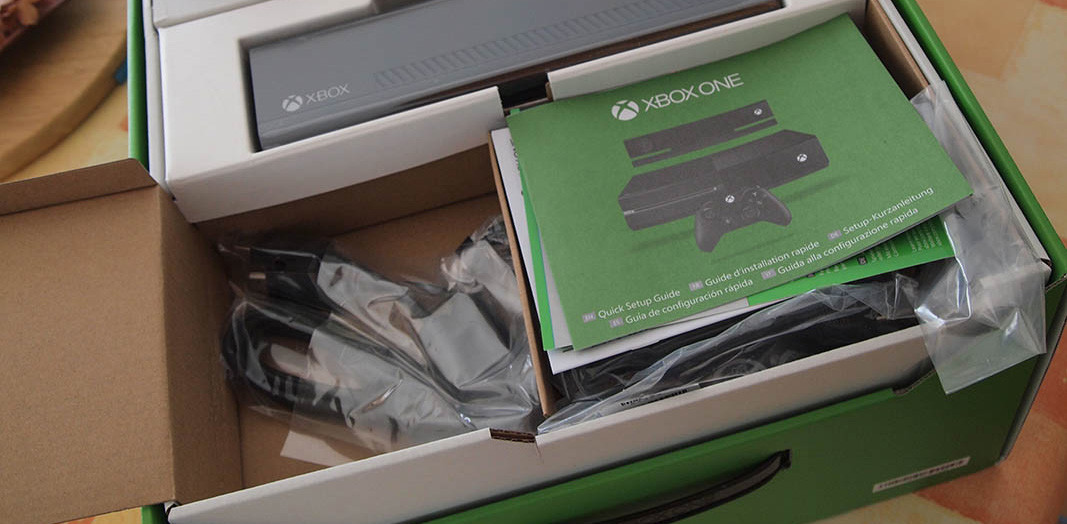 XBox One developers kit